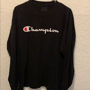 Champion Longsleeve